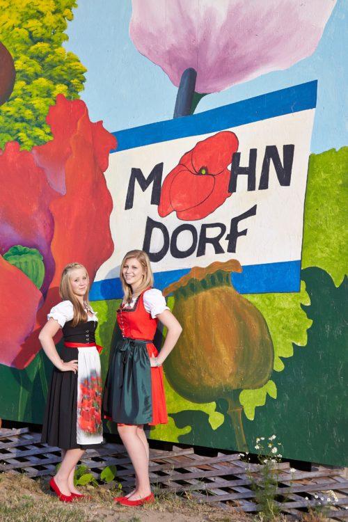 Mohnbild - Mohndorf Armschlag