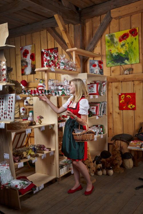 Bauernladen - Mohndorf Armschlag