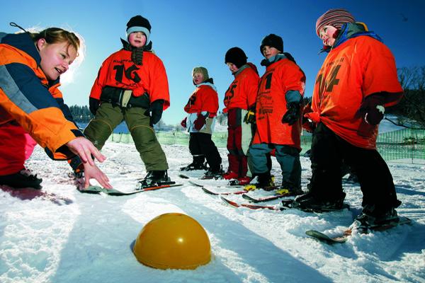 Ski-Fasching