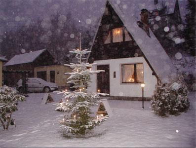 Ferienhaus Fam. Teubel Holzhau – D