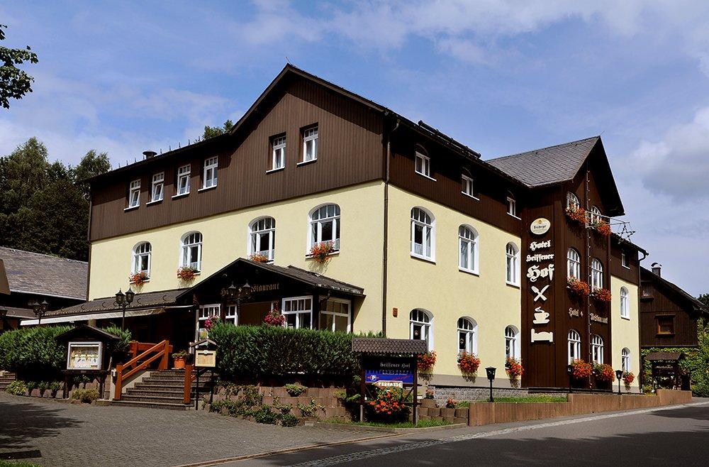 Hotel Seiffener Hof Seiffen – D